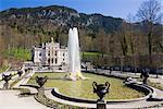 Linderhof Palace, Bavière, Allemagne
