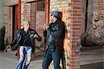Criminels de se cacher de la Police