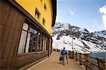 Portillo Ski Resort, Andes, Chile