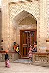 Chine, Xinjiang, kashgar, vieille ville