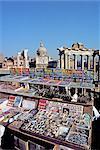 Italie, Rome, le Forum et tourist guides touristiques en vente
