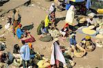 Marché de Harar, en Éthiopie,