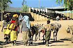 Ethiopia, Harar, Oromo women