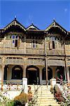 Ethiopia, house known as Rimbaud house