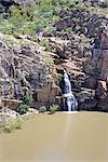 Australie, Northern Territory, près de katherine, le parc national Nitmiluk katherine gorges, cascade