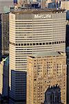 United States, New York, Manhattan, buildings