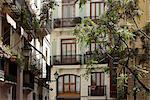 Façades d'Espagne, Valence,