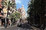 Espagne, Valencia, Banque de construction de Valence