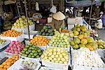 Vietnam, Hue, fruits for sale.