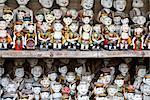 Vietnam, Hanoi, souvenirs shop.