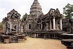 Wat Atvia, Siem Reap, Cambodia