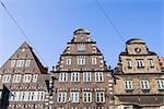 Buildings, Market Square, Bremen, Germany