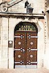 Door, Town Hall, Bremen, Germany