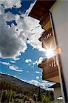 Hotel Balconies, South Tyrol, Italy