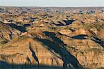 Badlands, Dinosaurier-Provinzpark in Alberta, Kanada