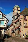 Old Town of Kaysersberg, Haut-Rhin, Alsace, France