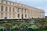 Les jardins de Versailles et du palais, Versailles, Ile-de-France, France
