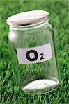 Jar of Oxygen