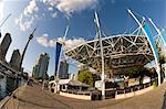 Sirius Satellite Radio Stage, Harbourfront Centre, Toronto, Ontario, Canada
