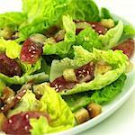 Dried Chinese Sausage Salad