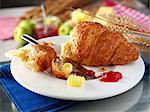 Wholemeal Croissant