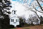 Première Congregational Church, Martha s Vineyard, Massachusetts, USA