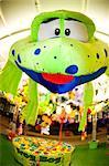 Frog Prize at Fair, Toronto, Ontario, Canada