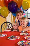 Childrens birthday pary