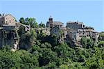A Stone Village, Cevennes, France