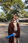 Little Boy Wearing Costume