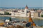 Ungarischen Parlamentsgebäude budapest