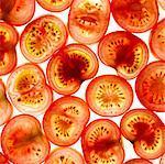 Tomatenscheiben.