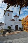 Ermita de la Santa Cruz, Mountains of The Contraviesa, Las Alpujarras, Murtas, Granada, Andalucia, Southern Spain