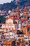 Church of Santa Prisca, Taxco, Guerrero, Mexico