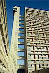 Hochhaus des Rates Wohnungen, London, England, Vereinigtes Königreich, Europa