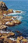 Bryer, îles de Scilly, Royaume-Uni, Europe