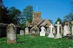 Church of St. Mary Magdalene, Loders, Dorset, England, United Kingdom, Europe