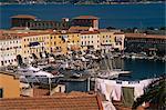 L'île d'Elbe, Toscane, Italie, Europe