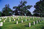 Cimetière d'Arlington, Virginia, États-Unis d'Amérique, l'Amérique du Nord