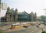 Western Station, Budapest, Hungary, Europe