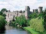 Warwick Castle, Warwick, Warwickshire, England, United Kingdom, Europe