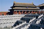 Hall of Preserving Harmony, Forbidden City, Beijing, China, Asia