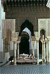 Karouine (Kairaouine) Mosque, Medina, UNESCO World Heritage Site, Fez (Fes), Morocco, North Africa, Africa