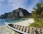 Ko Pi Pi (Phi Phi) Island near Phuket, Thailand, Asia