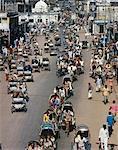 Street scene, Dacca, Bangladesh, Asia