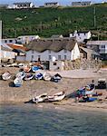 Sennen Cove, Cornwall, Angleterre, Royaume-Uni