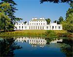 Frogmore House, Home Park, château de Windsor, Berkshire, Angleterre, RU