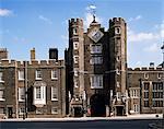 St. James's Palace, London, England, United Kingdom, Europe