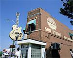 Sun Studios, Memphis, Tennessee, United States of America, North America