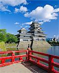 Matsumoto-Jo Castle, Japan